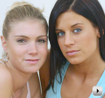 Join. And First time lesbian free trailer